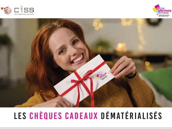 chèque cadeau dématérialisé