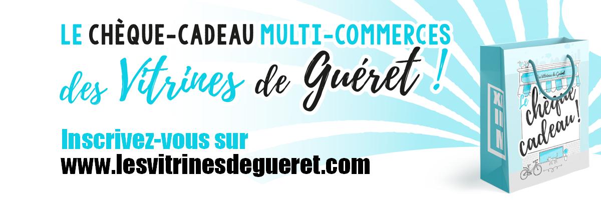 Vingt Trois Mille, Association des commerçants, artisans et libéraux de Guéret et du Grand Guéret