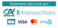 Paiement sécurisé par E-transactions Crédit Agricole